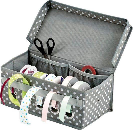 Zeller Geschenkband-Box, Polyester