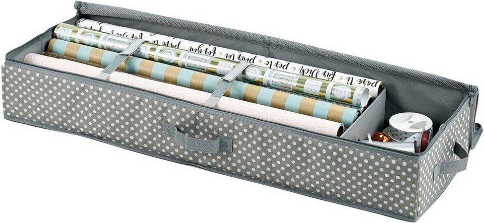 zeller present aufbewahrungsbox polyester kaufen otto