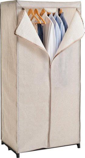 Zeller Textil-Schrank »Stripes«, Vlies/Metall, beige