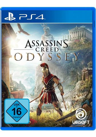 UBISOFT Assassin's Creed Odyssey PlayStation 4...