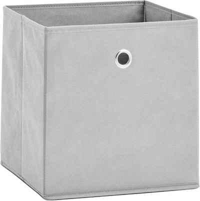 Zeller Present Aufbewahrungsbox (Set, 2 Stück), faltbar und schnell verstaut