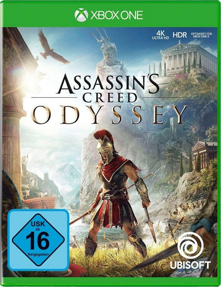 assassin 39 s creed odyssey xbox one online kaufen otto. Black Bedroom Furniture Sets. Home Design Ideas
