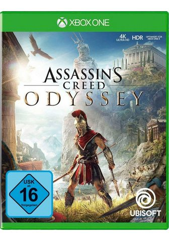 UBISOFT Assassin's Creed Odyssey Xbox One