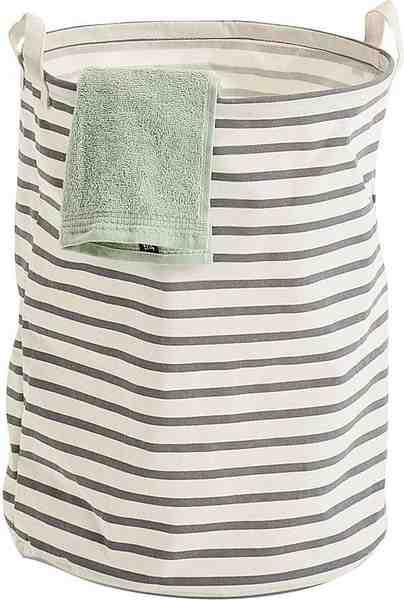 Zeller Wäschesammler »Stripes«