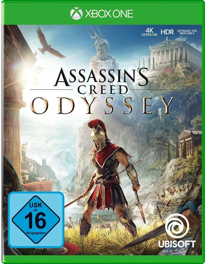 Assassins Creed Odyssey Medusa Edition Xbox One