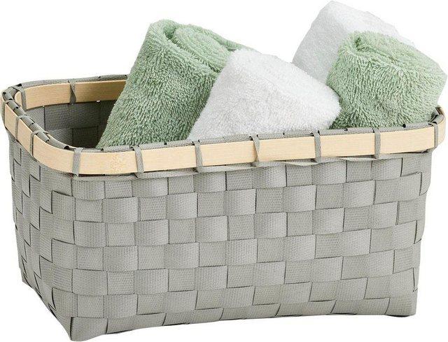 Zeller Present Aufbewahrungsbox| 2tlg. | Dekoration > Aufbewahrung und Ordnung > Korbwaren | Zeller Present