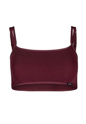Skiny Bustier »Damen Bustier - Crop Top, Träger verstellbar,«