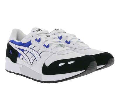 Asics »asics Gel-Lyte Sport-Schuhe stylische Sneaker für Männer Turnschuhe Low Top Schuhe Weiß/Blau« Sneaker