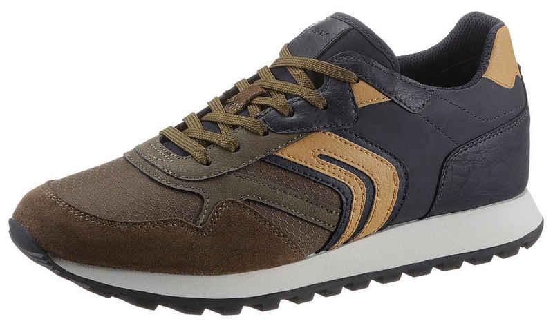 Geox »PONENTE« Sneaker mit patentierter Geox-Spezial-Membrane