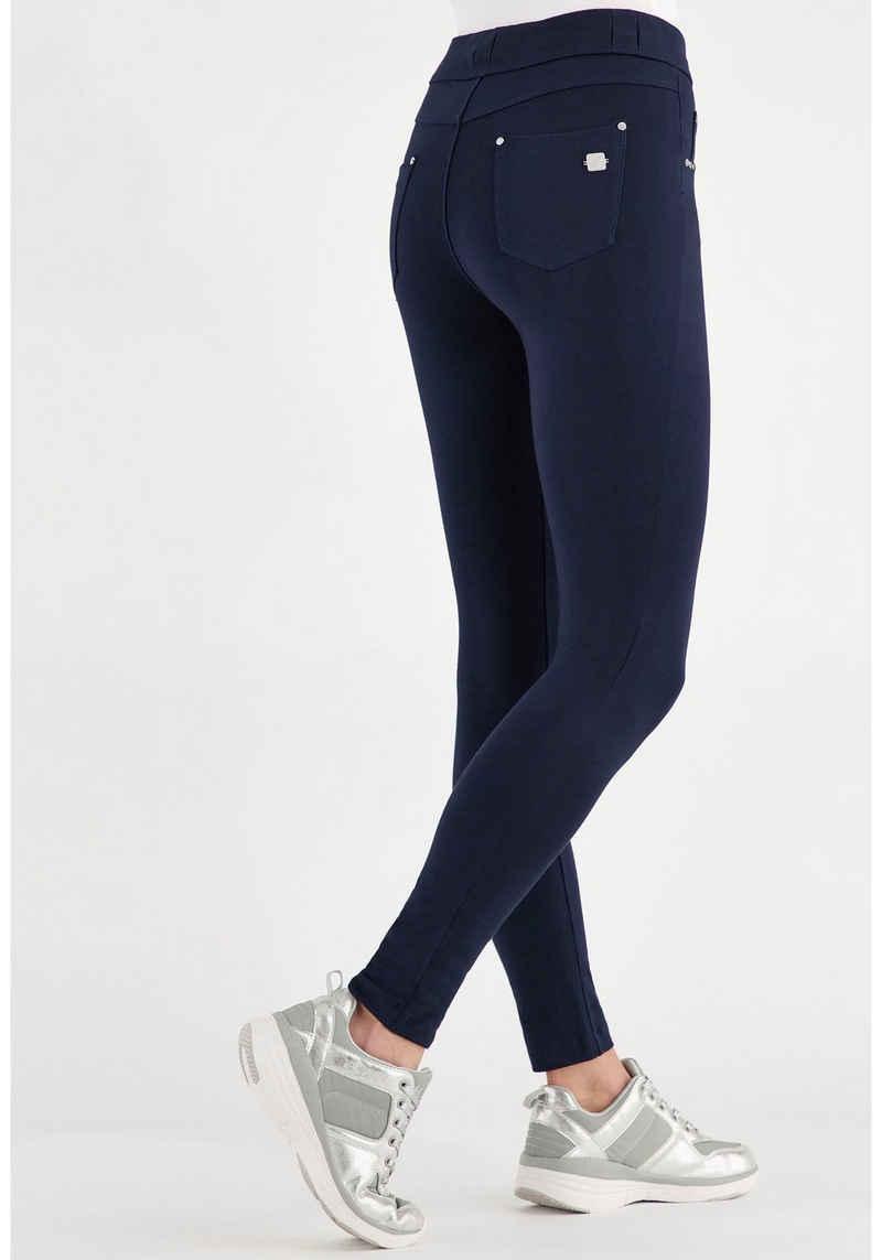 Freddy Skinny-fit-Jeans »NOWY1MC002« aus 100% bi-elastischen Jersey-Gewebe, in zwei Richtungen dehnbar für optimale Bewegungsfreiheit, Komfort und Leichtigkeit