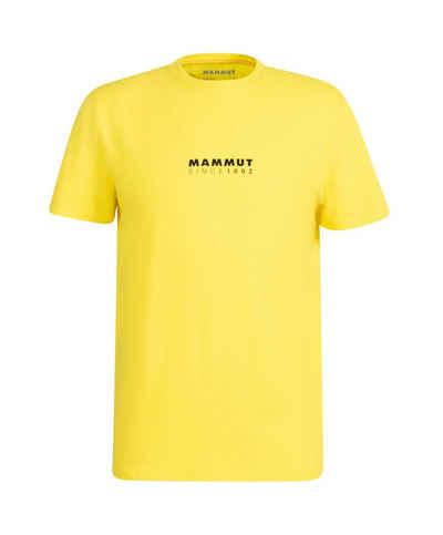 Mammut Funktionsshirt »Mammut Logo T-Shirt Men«
