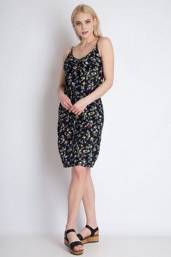 Finn Flare Kleid mit regulierbaren Schulterträgern