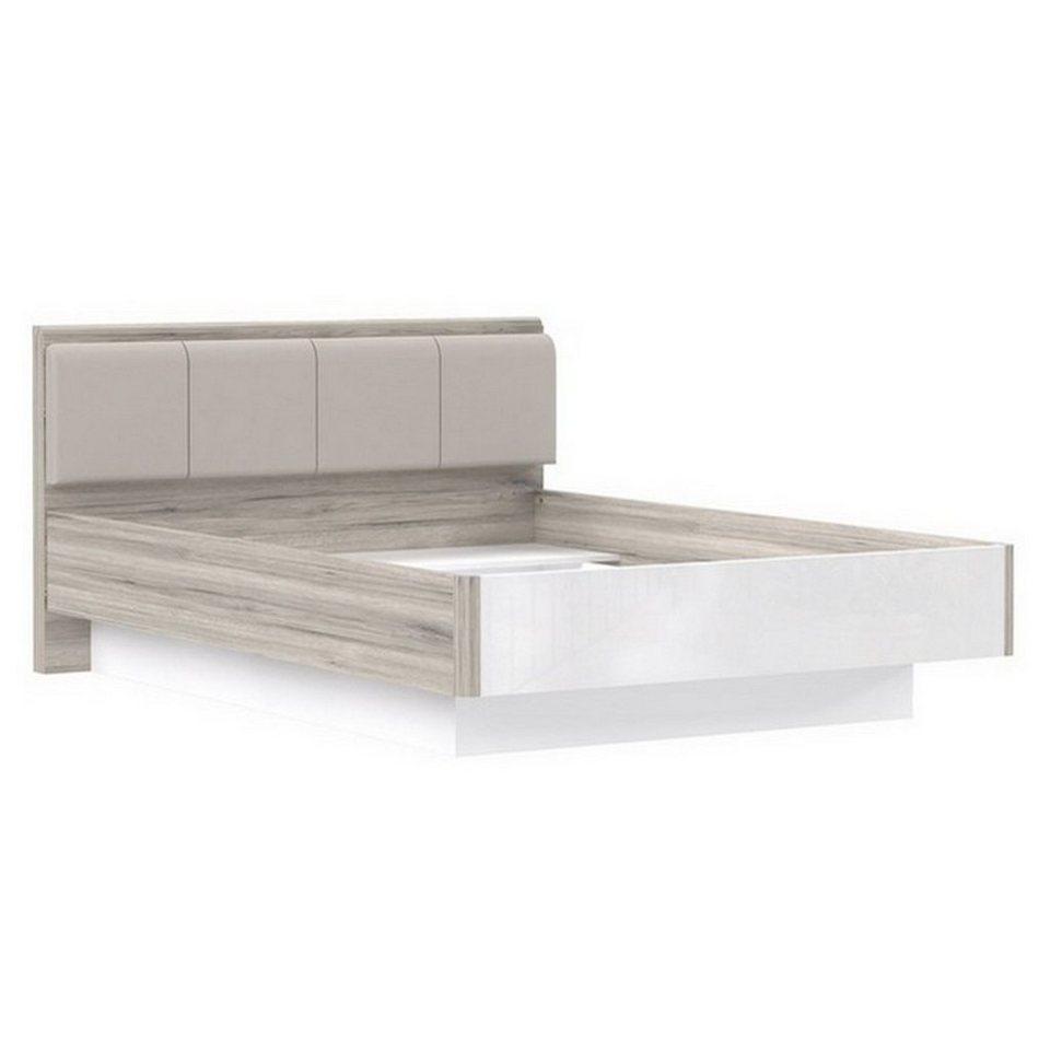 hti living bett rondino hochwertiges material online. Black Bedroom Furniture Sets. Home Design Ideas
