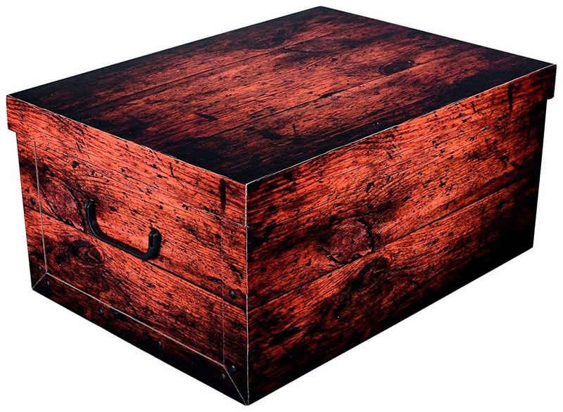Kreher Aufbewahrungsbox »Dark Wood«