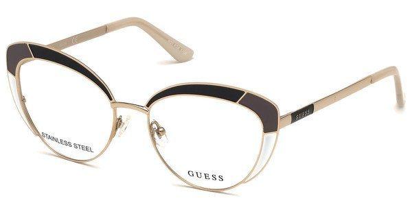 purchase cheap 5899e 609e7 Guess Damen Brille »GU2693«, Browlineförmige Vollrandbrille online kaufen |  OTTO