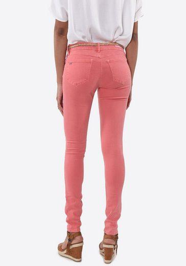 Kaporal Jeans mit geflochtener Kordel
