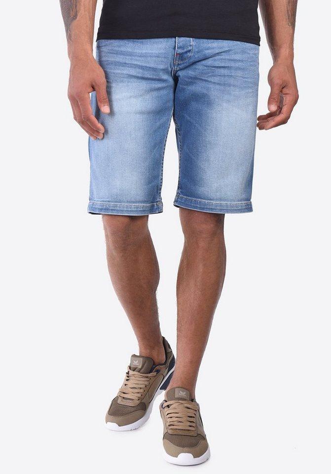 Kaporal Jeansshorts im 5-Pocket-Style | Bekleidung > Shorts & Bermudas > Jeans Shorts | Blau | Kaporal