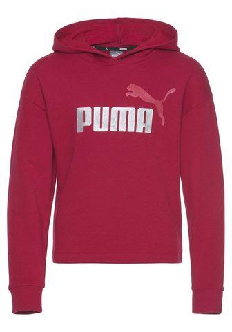 PUMA Sportinis megztinis su gobtuvu »LOGO C...
