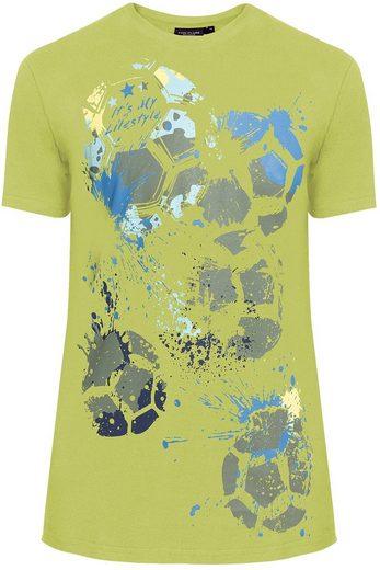 Flare shirt Aloe Mit Druck Finn T Coolem bfy76g