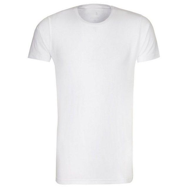 seidensticker -  T-Shirt »Schwarze Rose« Kurzarm Rundhals