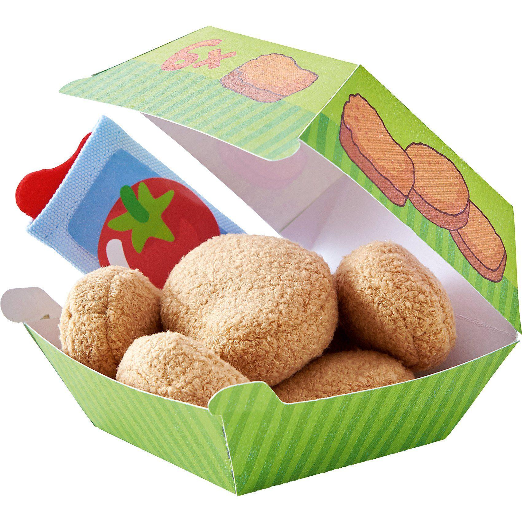 Haba 303490 Hähnchen-Nuggets Spiellebensmittel
