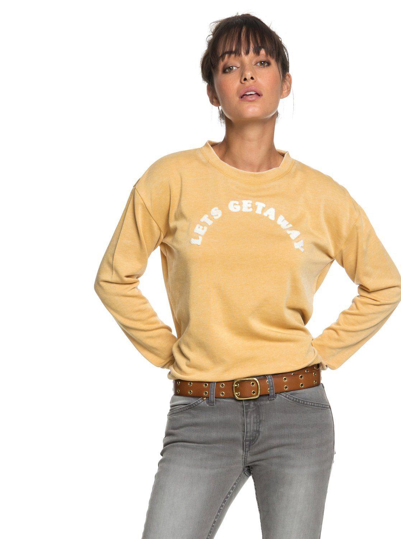 Roxy Sweatshirt »All At Sea A«