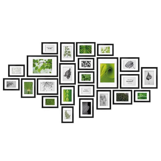 bomoe Bilderrahmen »Nature«, 24tlg Set