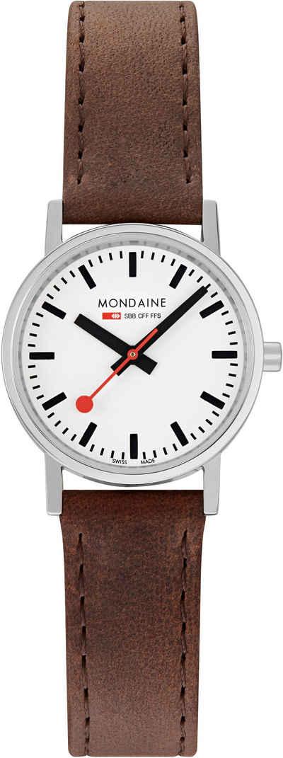 MONDAINE Schweizer Uhr »Classic, A658.30323.11SBG«