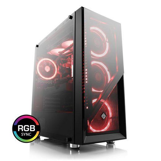 BoostBoxx Gaming-Gehäuse »BoostBoxx Argo«
