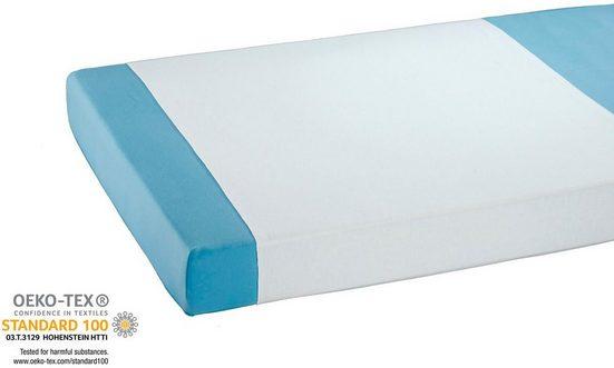 Bettlaken »Stecklaken Molton«, suprima, beschichtete Fläche beträgt 90 x 90 cm
