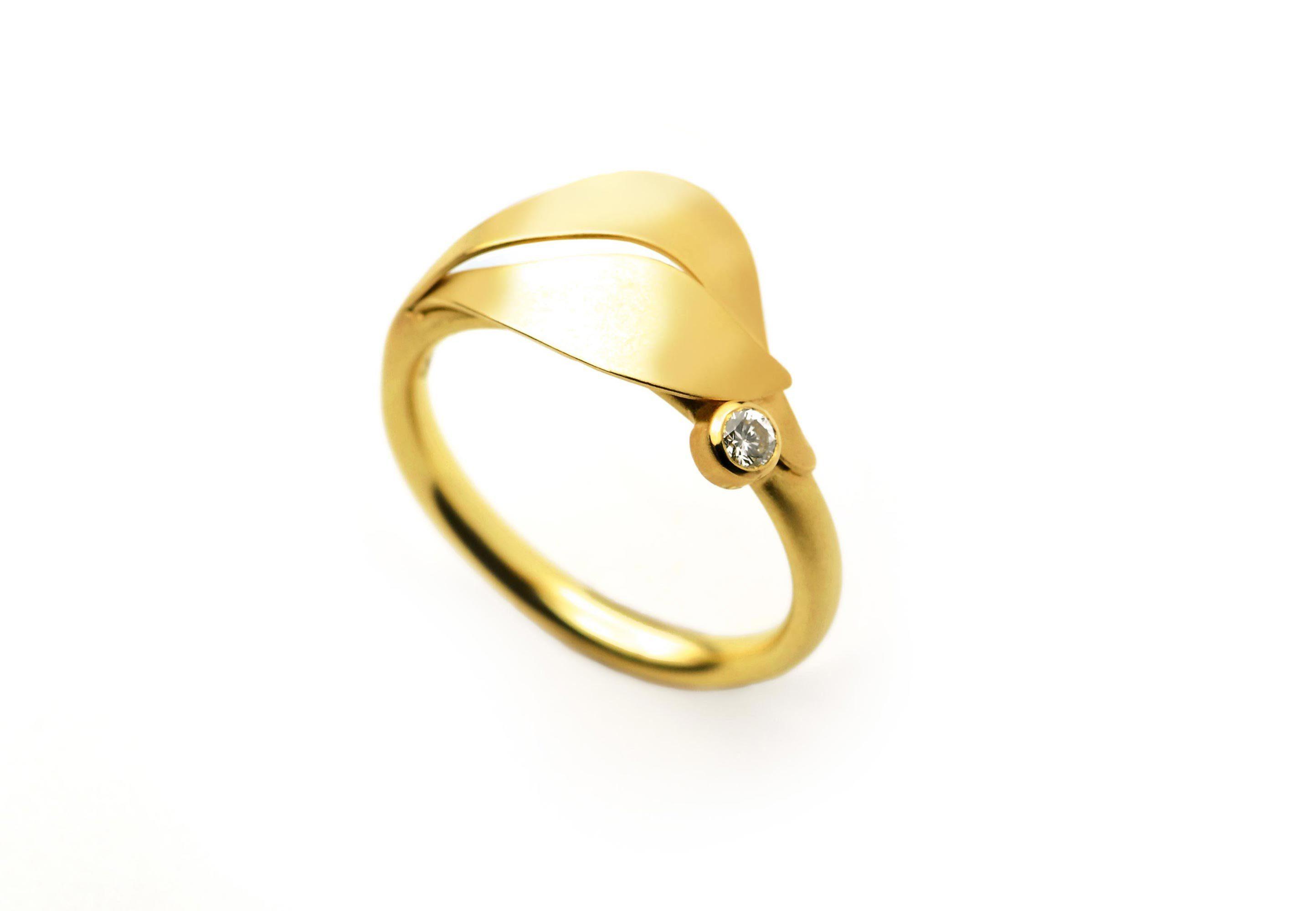 EHINGER SCHWARZ 1876 Ring in edlem Design