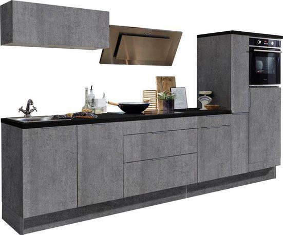 OPTIFIT Küchenzeile »Tara«, ohne E-Geräte, Breite 320 cm