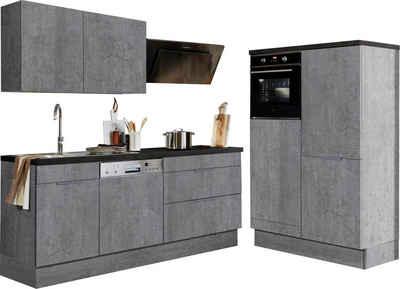 Günstige Küchenzeilen Ohne E Geräte Kaufen Otto