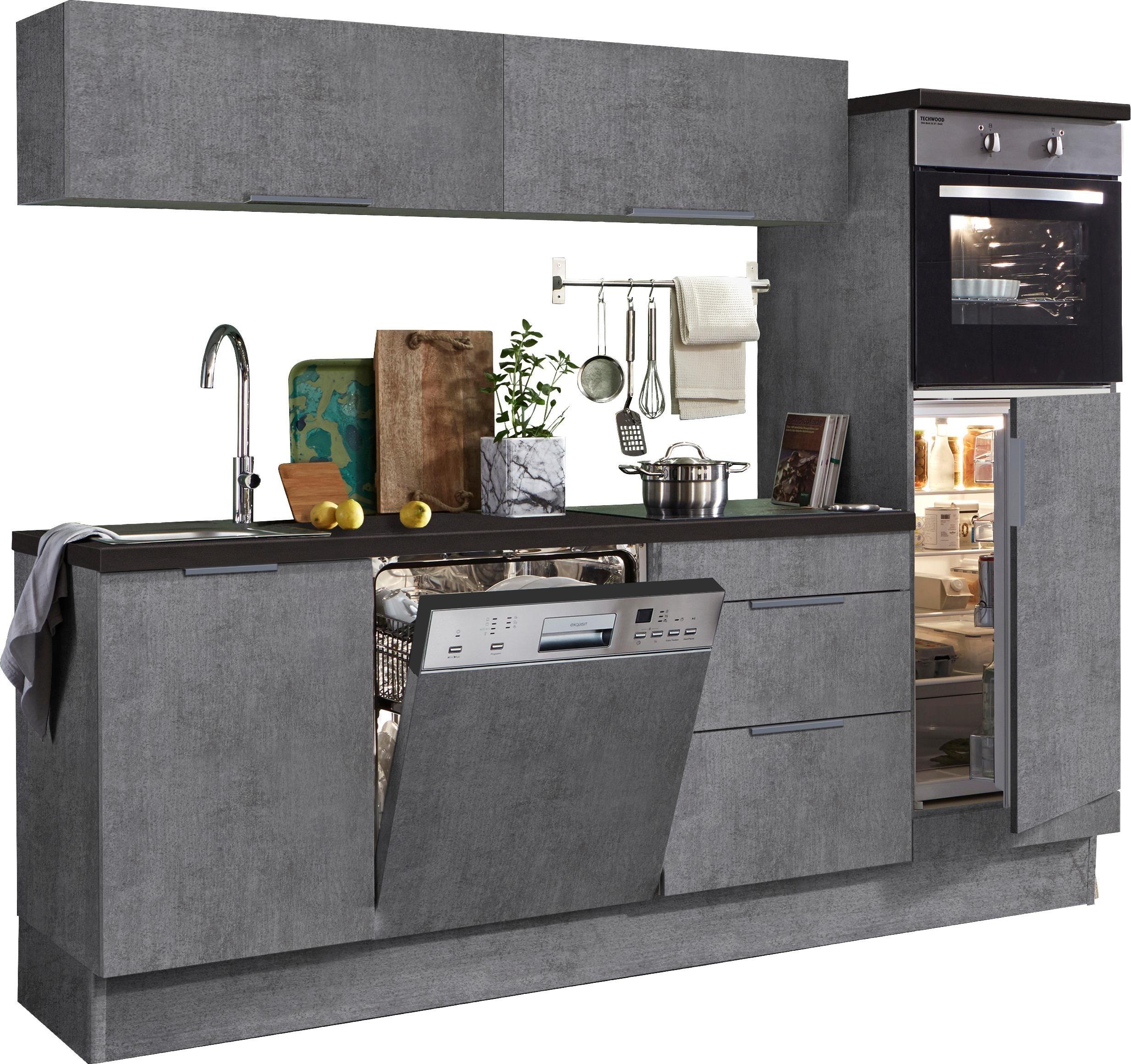 Ikea kuche ohne e gerate for Einbaukuchen ohne gerate