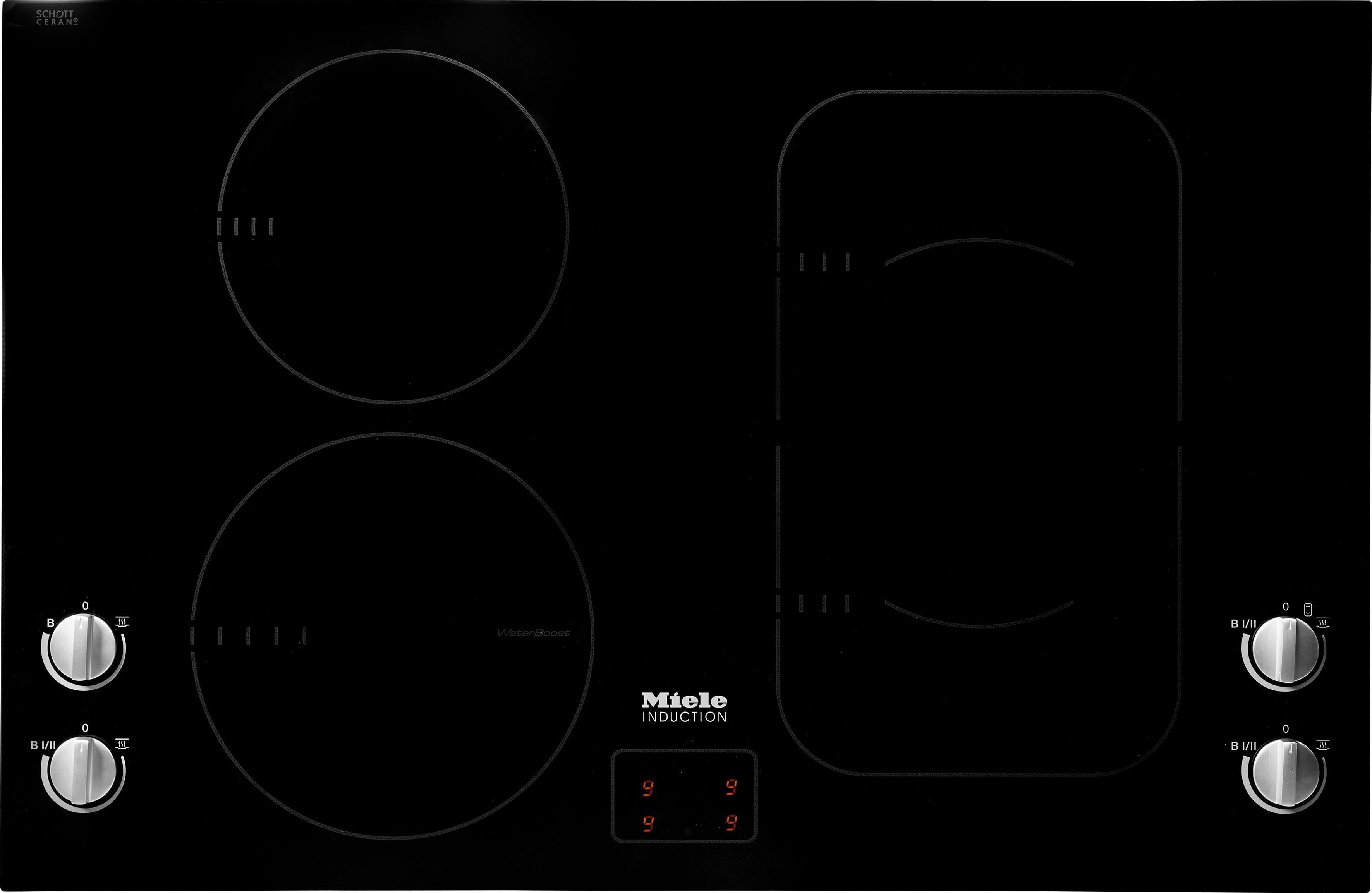 kochfeld induktion miele preisvergleich die besten angebote online kaufen. Black Bedroom Furniture Sets. Home Design Ideas