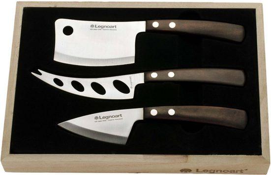Legnoart Käsemesser, aus hochwertigem Japan Stahl