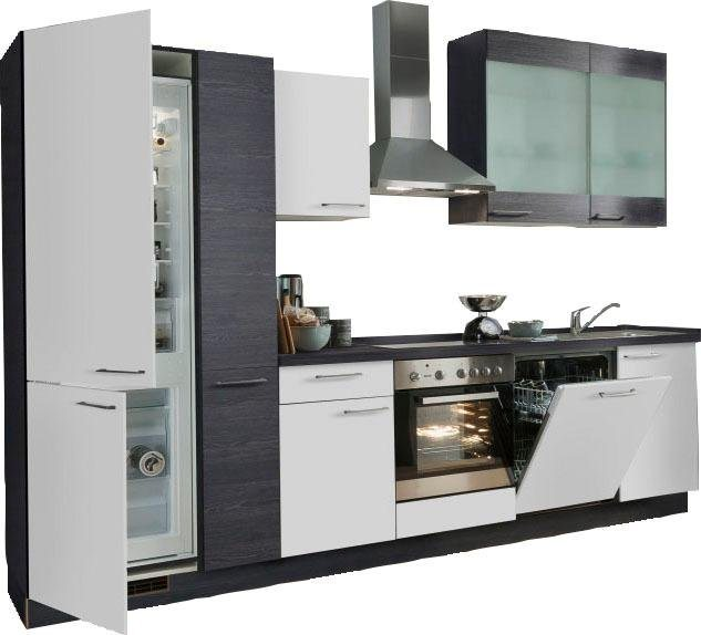 express k chen k chenzeile trea mit e ger ten breite. Black Bedroom Furniture Sets. Home Design Ideas