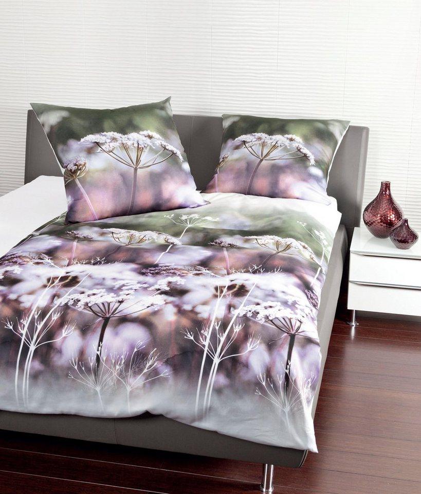 bettw sche academic janine mit wildblumen otto. Black Bedroom Furniture Sets. Home Design Ideas