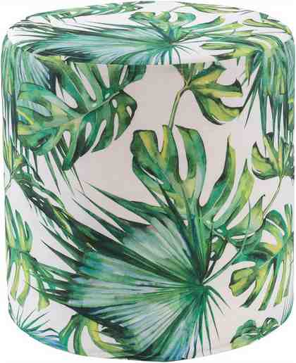 H.o.c.k. Hocker »Beach Life rund« Ø45/45 cm, grün