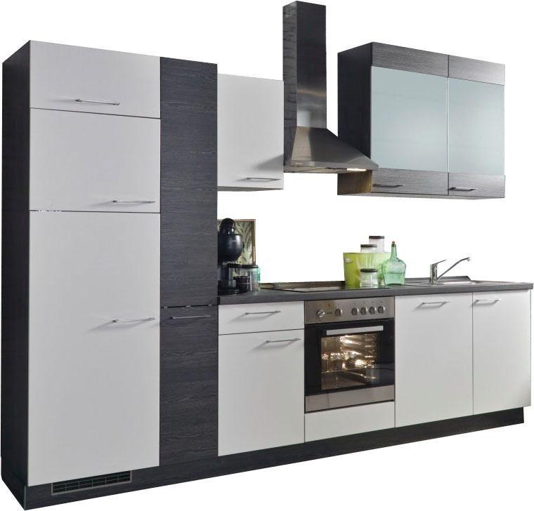 express k chen k chenzeile trea mit e ger ten breite 310 cm online kaufen otto. Black Bedroom Furniture Sets. Home Design Ideas