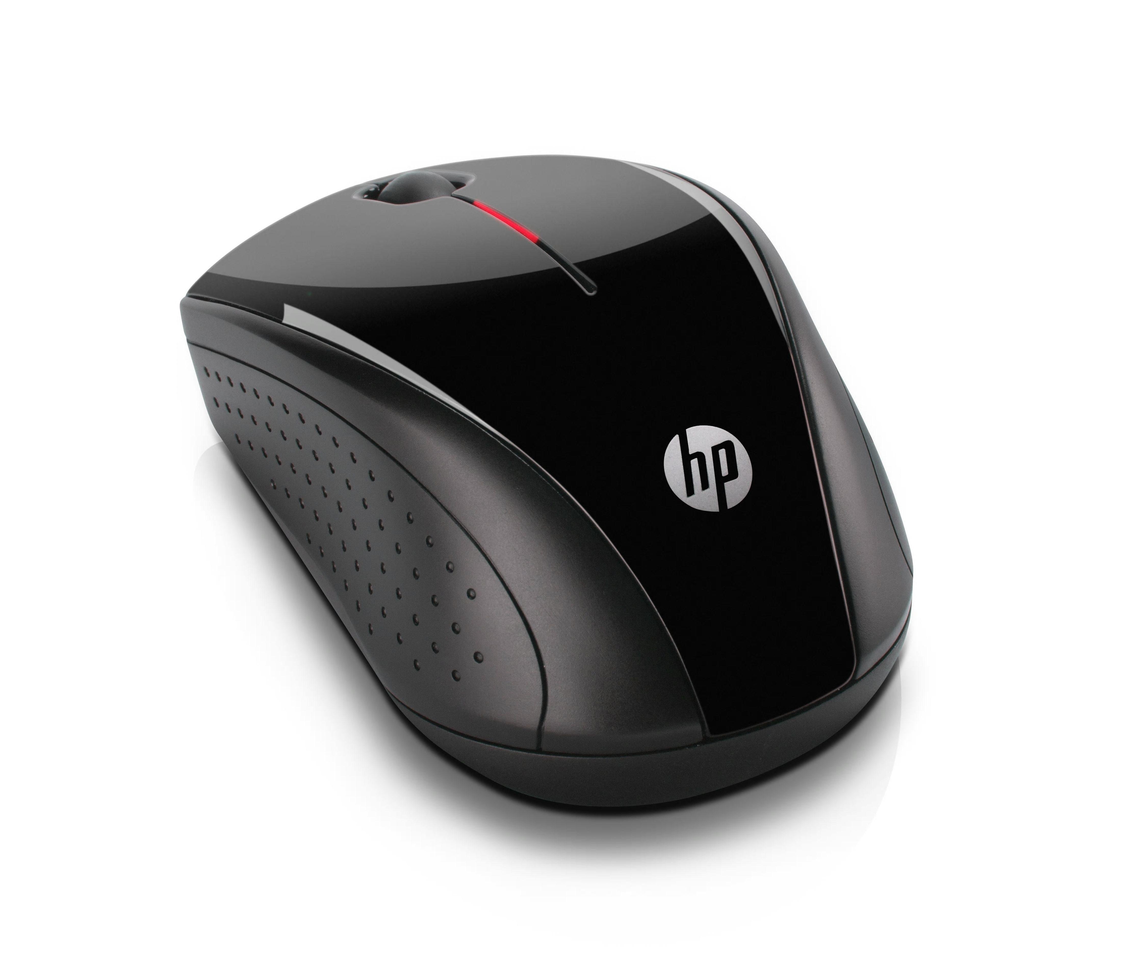 HP HP X3000 Drahtlose Maus »X3000 Drahtlose Maus«