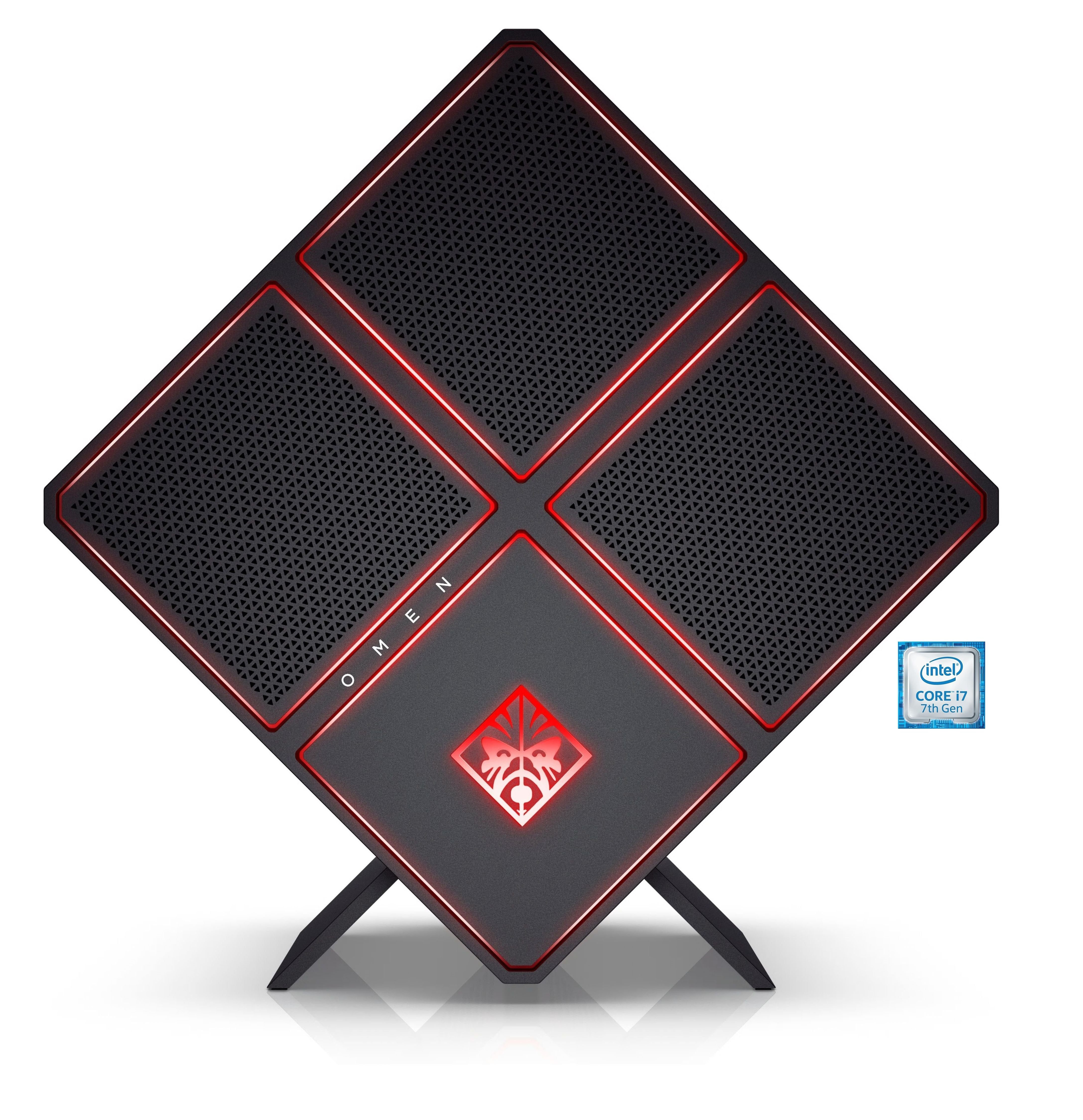 HP OMEN by HP Omen X 900-250ng Gaming-PC »Intel Core i7, 512 GB SSD + 3 TB HDD, 16 GB«