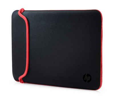 HP Laptoptasche »39,62 cm (15,6 Zoll) Neoprenhülle« (1-tlg), Sleeve Black/Red