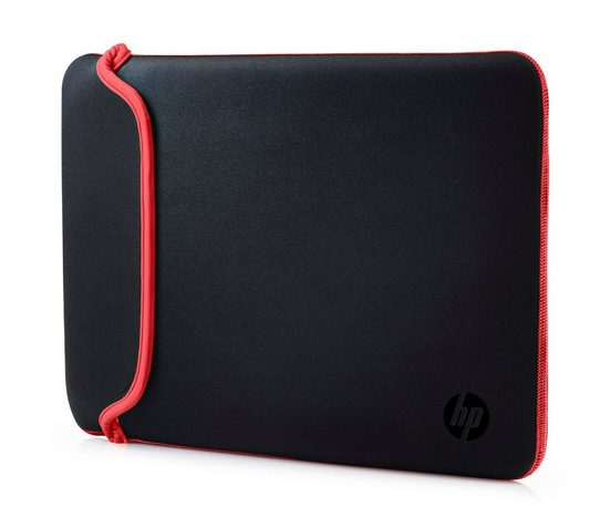 HP Notebook Sleeve Black/Red »39,62 cm (15,6 Zoll) Neoprenhülle«