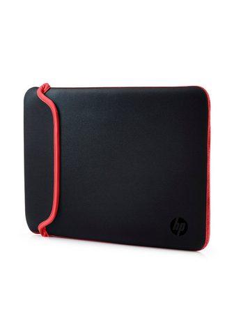 HP Nešiojamas kompiuteris dėklas Black/Re...