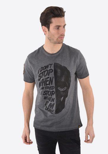 Kaporal T-Shirt mit coolem Print
