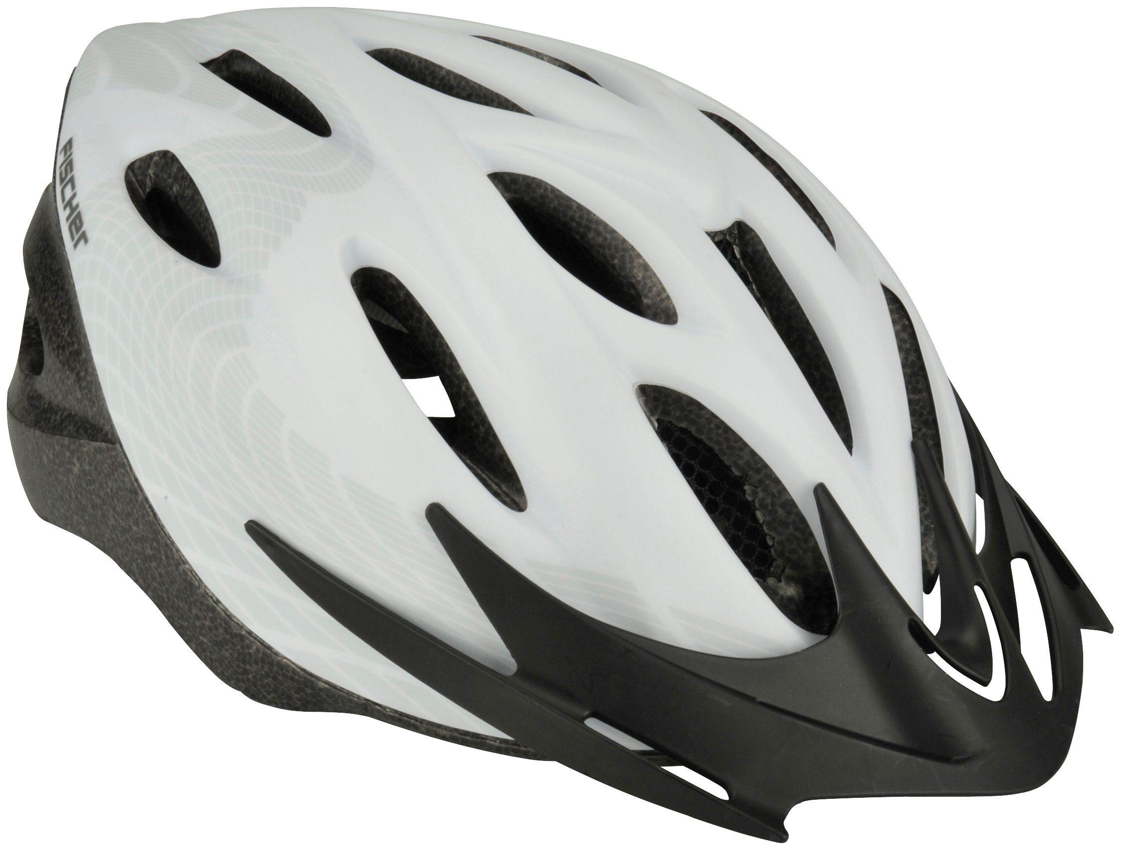 FISCHER FAHRRAEDER Fahrradhelm »White Vision«, S/M 54-59 cm