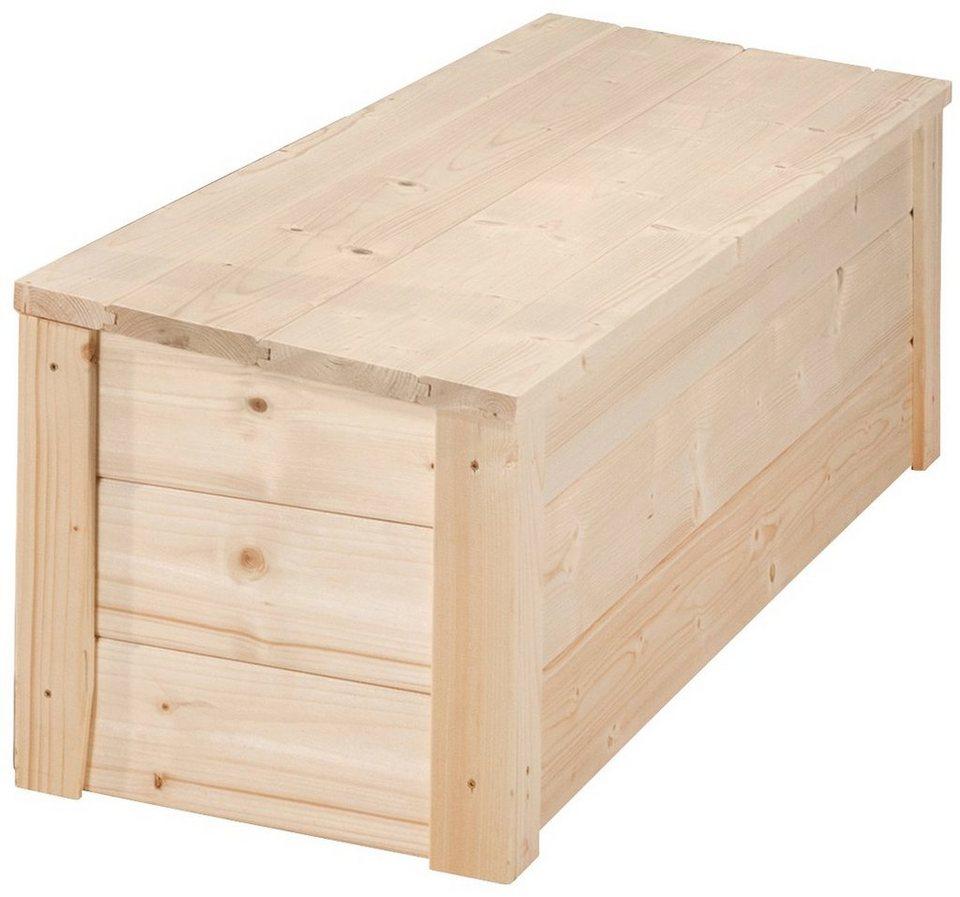 weka truhe tabaluga bxtxh 120x36x34 cm mit deckel online kaufen otto. Black Bedroom Furniture Sets. Home Design Ideas