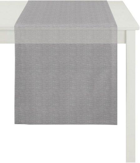 APELT Tischläufer »Easy, Uni-Basic« (1-tlg)