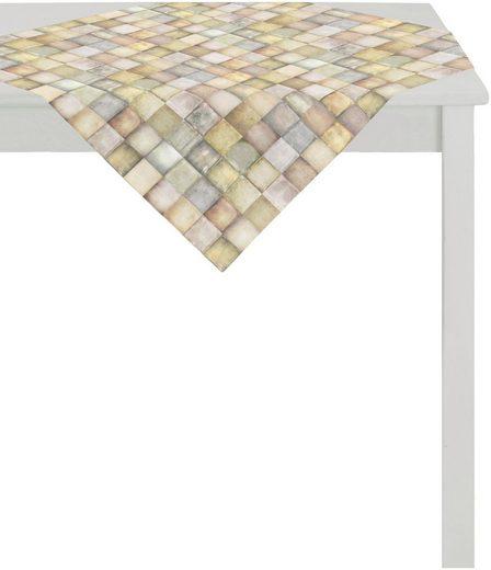 APELT Mitteldecke »1106 Herbstzeit« (1-tlg), Digitaldruck